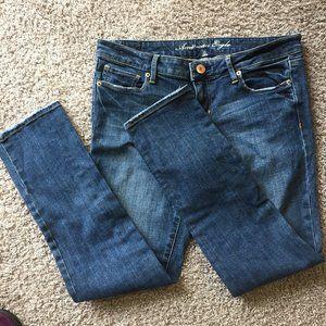 American Eagle Women's Jeans  Stretch Skinny